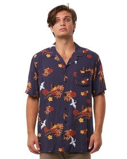 NAVY MENS CLOTHING ZANEROBE SHIRTS - 301-PRENAVY