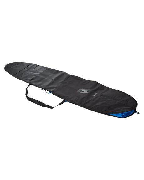BLACK BOARDSPORTS SURF FCS BOARDCOVERS - BDY-08-LB-BLKBLK