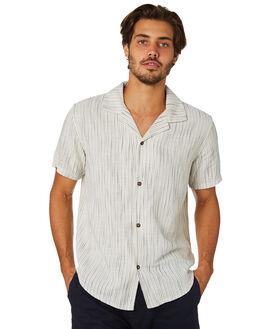 NAVY MENS CLOTHING RHYTHM SHIRTS - APR19M-WT06-NAV