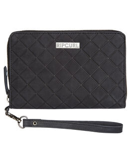 BLACK WOMENS ACCESSORIES RIP CURL PURSES + WALLETS - LWLCM10090