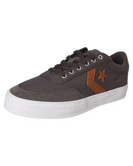 CARBON GREY MENS FOOTWEAR CONVERSE SNEAKERS - 164904CCGRY