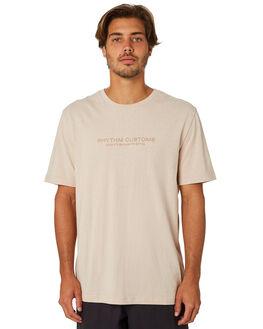 FADED MUSK MENS CLOTHING RHYTHM TEES - JAN19M-CT06-MSK