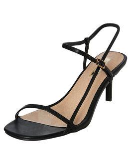 BLACK WOMENS FOOTWEAR BILLINI HEELS - H1265BLK