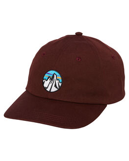 DARK RUBY MENS ACCESSORIES PATAGONIA HEADWEAR - 38255DAK