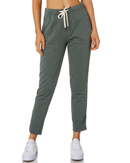 EVERGREEN WOMENS CLOTHING RUSTY PANTS - PAL1088EVG