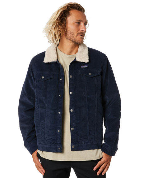 NEW NAVY MENS CLOTHING PATAGONIA JACKETS - 26520NENA