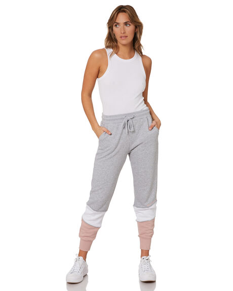 DUSTY PINK WOMENS CLOTHING SILENT THEORY PANTS - 6073058PNK
