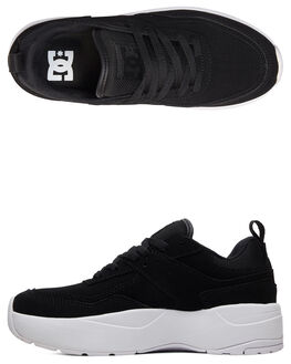 BLACK WOMENS FOOTWEAR DC SHOES SNEAKERS - ADJS700078-BLK