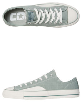 MICA GREEN MENS FOOTWEAR CONVERSE SKATE SHOES - 161534MICA