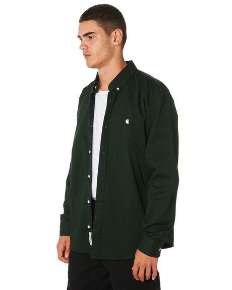 LODEN MENS CLOTHING CARHARTT SHIRTS - I023339LODEN