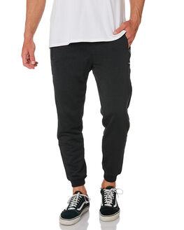 BLACK MENS CLOTHING HURLEY PANTS - BQ6476010