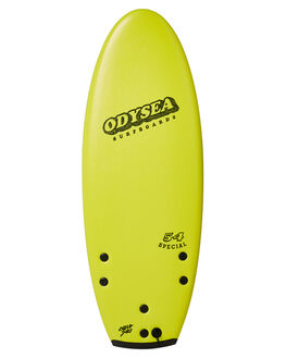 ELECTRIC LEMON BOARDSPORTS SURF CATCH SURF SOFTBOARDS - ODY54-TELEM