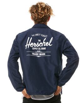 PEACOAT MENS CLOTHING HERSCHEL SUPPLY CO JACKETS - 15002-00014