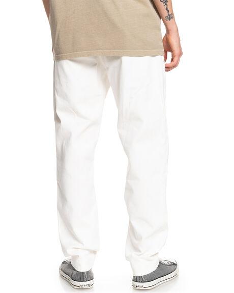 SNOW WHITE MENS CLOTHING QUIKSILVER PANTS - EQYNP03211-WBK0