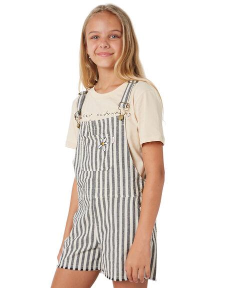 GREY STRIPE OUTLET KIDS MUNSTER KIDS CLOTHING - MM191JS05GRYST