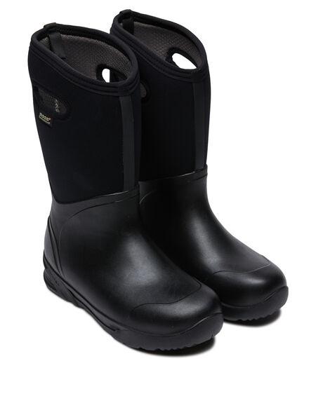 BLACK MENS FOOTWEAR BOGS FOOTWEAR BOOTS - 978533001