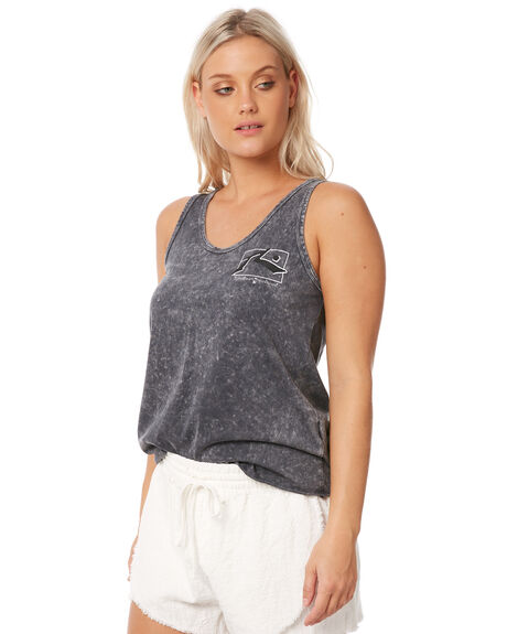 COAL WOMENS CLOTHING RUSTY SINGLETS - TSL0549COA