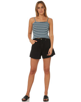 NAVY WOMENS CLOTHING ALL ABOUT EVE SINGLETS - 6415092NAVY