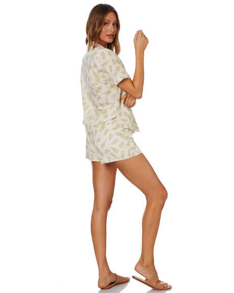 PRINT OUTLET WOMENS NUDE LUCY SHORTS - NU24130PRNT