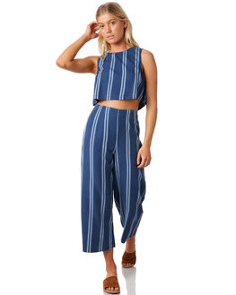 INDIGO WOMENS CLOTHING BILLABONG PANTS - 6581405IND