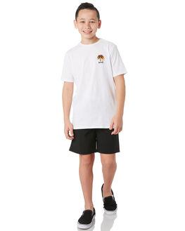 BLACK KIDS BOYS HURLEY BOARDSHORTS - CI7935010