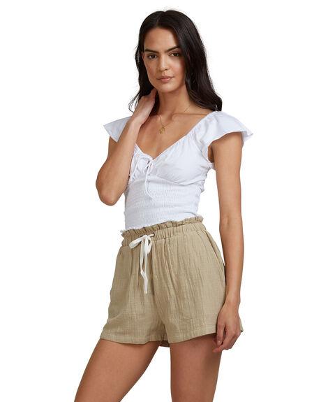 SAGE WOMENS CLOTHING BILLABONG SHORTS - 6513347-S12
