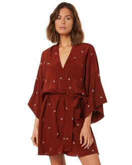 SUNRISE BALIWOOD WOMENS CLOTHING RUE STIIC DRESSES - WS18-17-SBW-FSUN