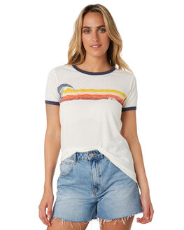 BONE WOMENS CLOTHING RIP CURL TEES - GTENG93021