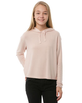 PEARL PINK KIDS GIRLS BILLABONG TEES - 5585131PNK