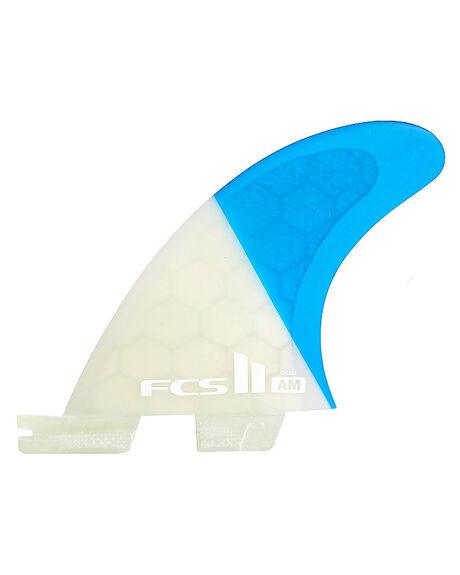 TEAL BOARDSPORTS SURF FCS FINS - FAML-PC02-TS-RTEAL1