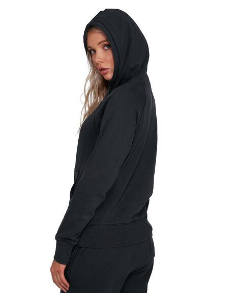 BLACK WOMENS CLOTHING BILLABONG JUMPERS - BB-6507761-BLK