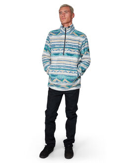 LIGHT GREY MENS CLOTHING BILLABONG JUMPERS - BB-9507609-G63