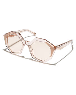 LIGHT FAWN WOMENS ACCESSORIES PARED EYEWEAR SUNGLASSES - PE1708FLLTFWN