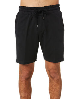NU BLACK MENS CLOTHING BONDS SHORTS - AY8FIMYF