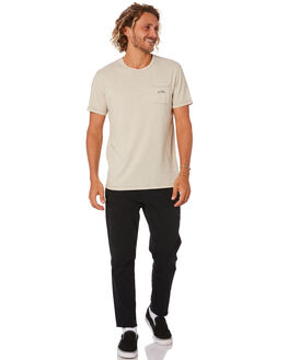 SABLE MENS CLOTHING RUSTY TEES - TTM2344SAB