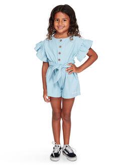 SURFWASH KIDS GIRLS BILLABONG DRESSES + PLAYSUITS - BB-5592503-S89