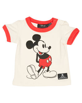 CREAM KIDS BABY ROCK YOUR BABY CLOTHING - BBT1831-LCRM