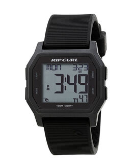 BLACK/WHITE MENS ACCESSORIES RIP CURL WATCHES - A27010431