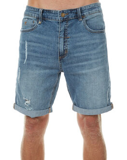 HERITAGE BLUE MENS CLOTHING THRILLS SHORTS - TDP-305EHBLU