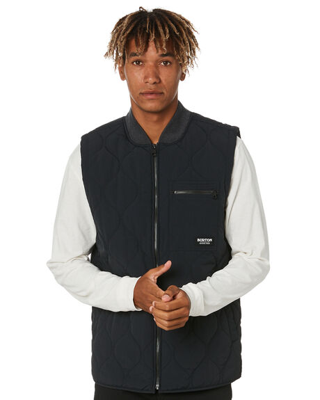 TRUE BLACK MENS CLOTHING BURTON JACKETS - 21460100001