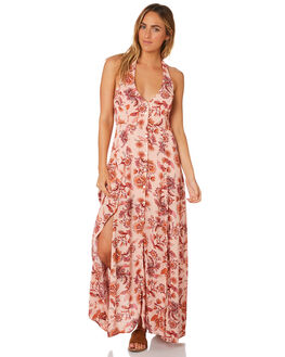 MULTI WOMENS CLOTHING MINKPINK DRESSES - MP1806473MULTI