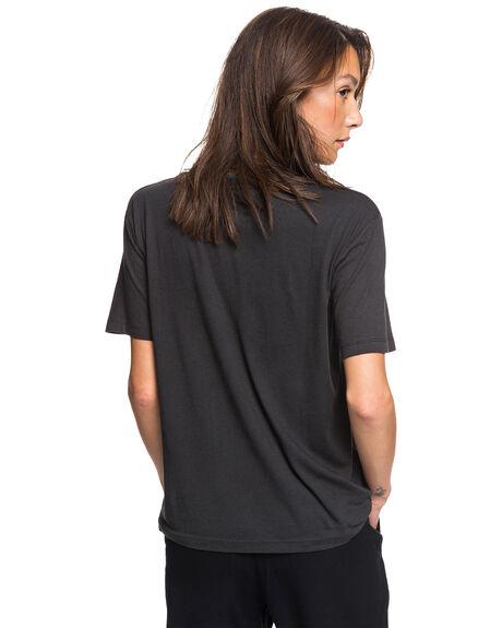 TAP SHOE WOMENS CLOTHING QUIKSILVER TEES - EQWKT03054-KYG0