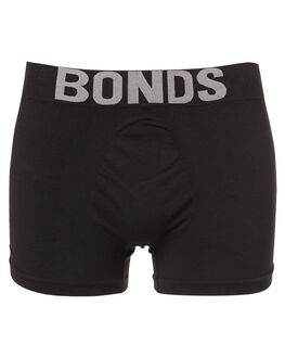BLACK MENS ACCESSORIES BONDS SOCKS + UNDERWEAR - MY3CABAC