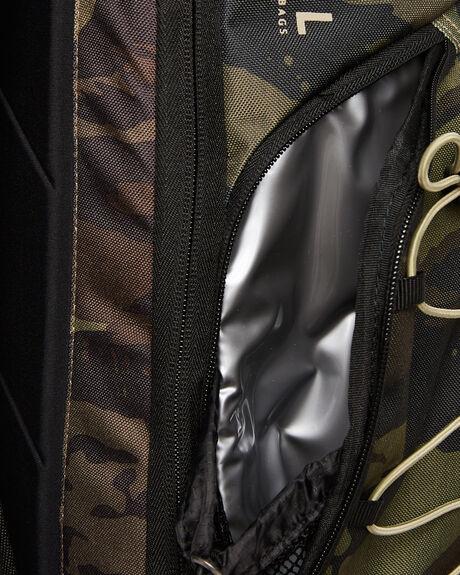 KHAKI MENS ACCESSORIES RIP CURL BAGS + BACKPACKS - BBPXJ10064