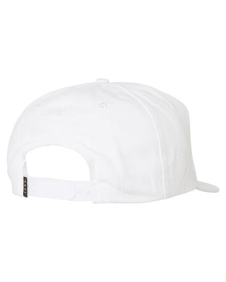 DIRTY WHITE MENS ACCESSORIES THE CRITICAL SLIDE SOCIETY HEADWEAR - HW1883DTYWH