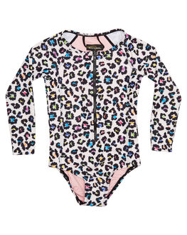 OATMEAL KIDS TODDLER GIRLS ROCK YOUR BABY SWIMWEAR - TGC1829-CROAT