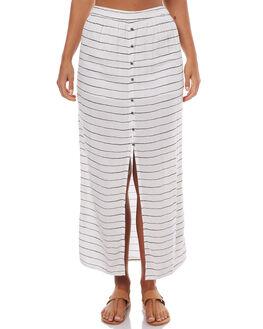 MARSHMALLOW PENCIL WOMENS CLOTHING ROXY SKIRTS - ERJWK03028XWKK