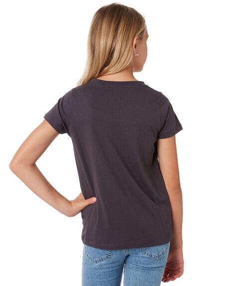 NINE IRON KIDS GIRLS RIP CURL TOPS - JTEEQ14285