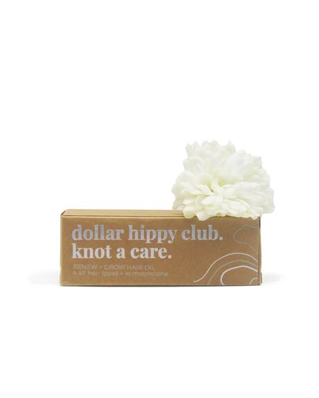 NATURAL HOME + BODY BODY DOLLAR HIPPY CLUB SKINCARE - DHC004O