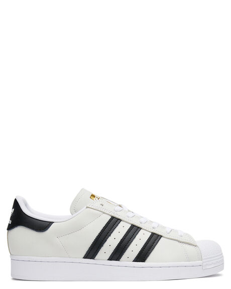 WHITE MENS FOOTWEAR ADIDAS SNEAKERS - SSFV0322WHTM